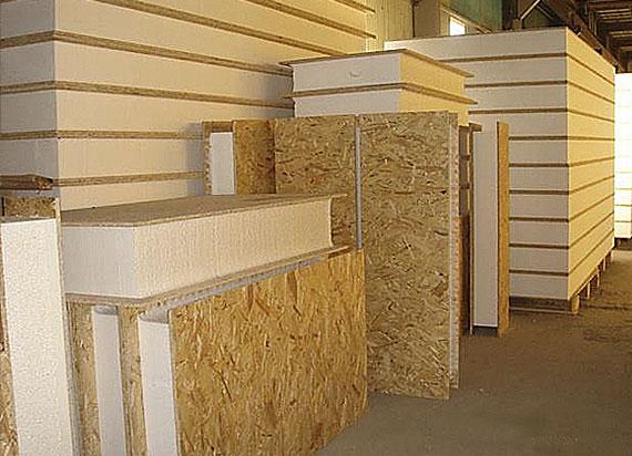 Материалы, используемые при строительстве канадских домов