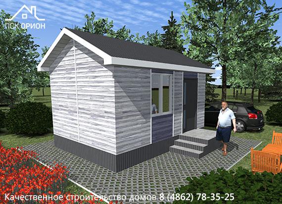 Проект «Дачный дом 1-1»