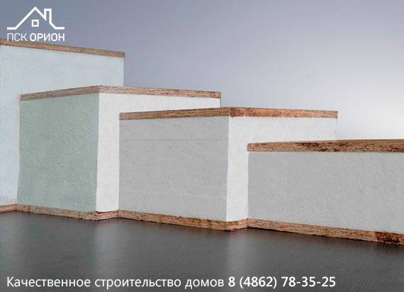 Огнестойкость (пожаростойкость) домов из SIP панелей