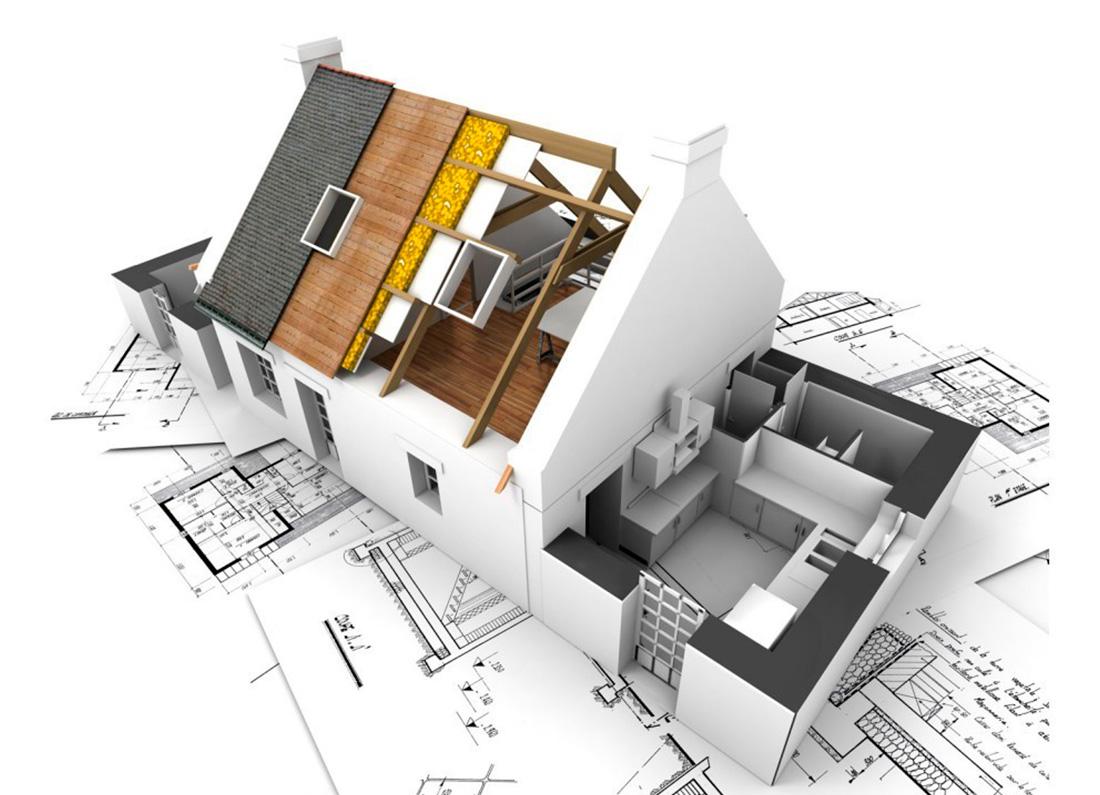 Проектирование дома перед началом строительства
