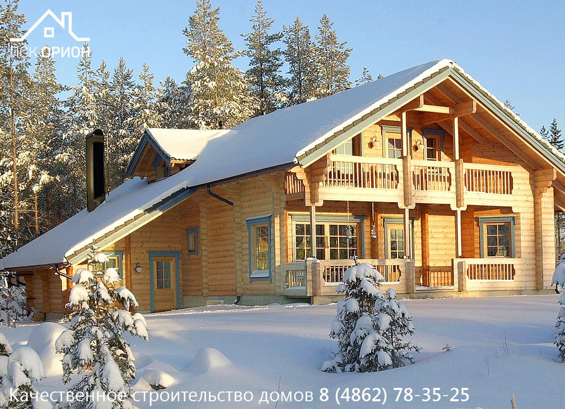 Эксперимент с «деревянной» ипотекой запустят в России в 2018 году